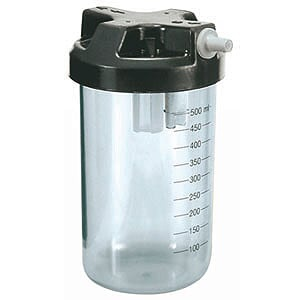 500ml Replacement Vase for 3A Aspeed Professional Aspirators