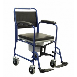 Alerta Commode Transfer Chair