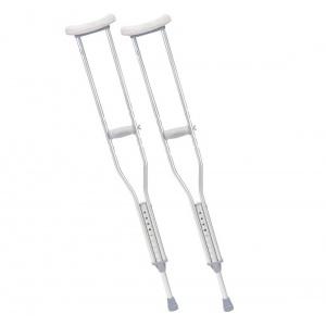 Aluminium Underarm Adult Crutches
