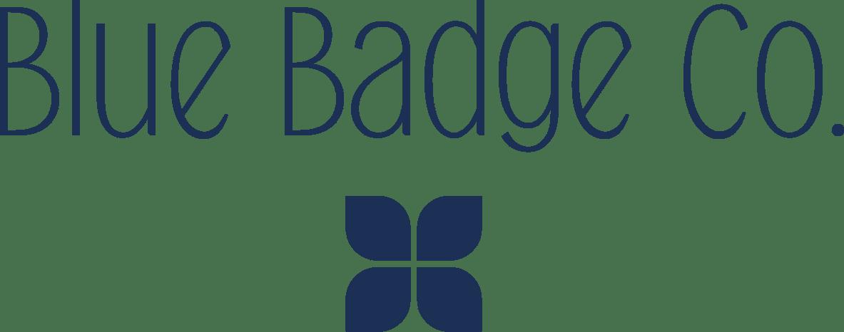 Blue Badge Company Logo