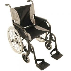 Breezy Moonlite Self Propelled Wheelchair