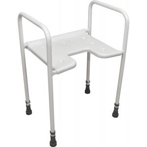Dartford Height Adjustable Shower Chair