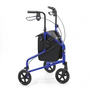 Days Lightweight Aluminium Tri Walker Blue