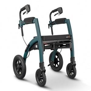 Rollz Motion Performance All-Terrain Rollator & Wheelchair