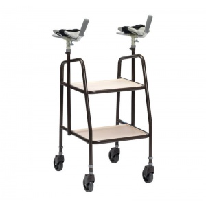 Rutland Trolley with Forearm Supports