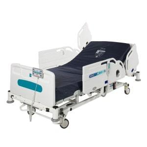 Innov8 iQ Hospital Ward Bed with Split Side Rails